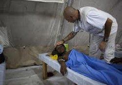 Новый кошмар Гаити: холера возвращается