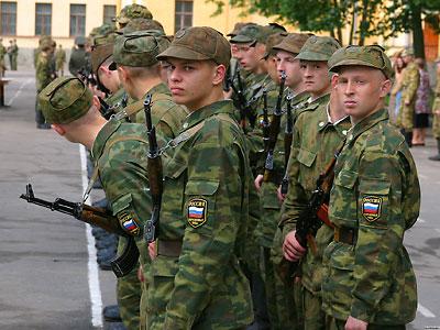 Участились случаи заболевания пневмонией у солдат Самарской области