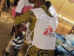 В Африке проводится поголовная вакцинация от холеры