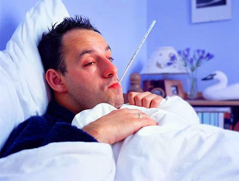 Белок против гриппа