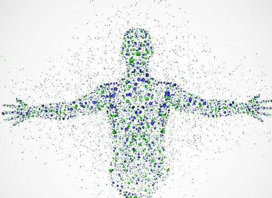 Проведена перепись микробов человека