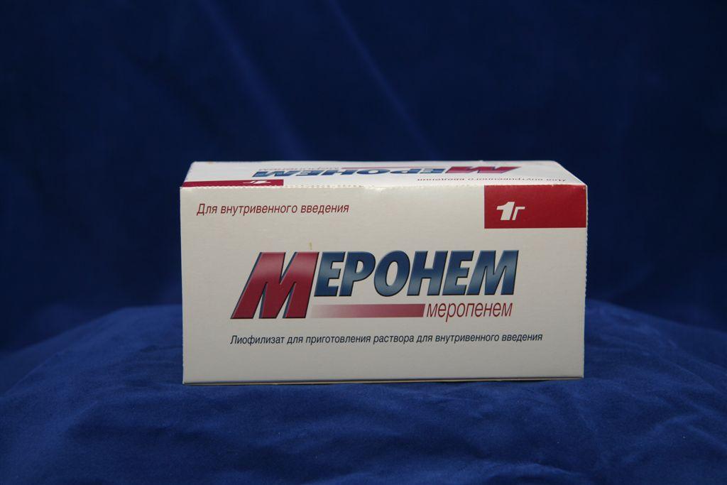 Росздравнадзор предупреждает: антибиотик «Меронем» может быть подделкой