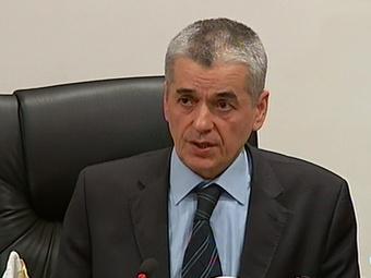 Онищенко предсказал масштабную эпидемию гриппа в предстоящем осенне-зимнем сезоне