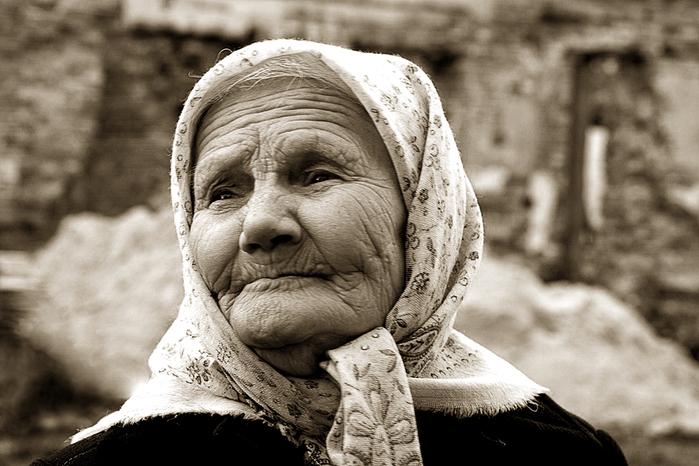 Сценарий на крещение для пожилых людей