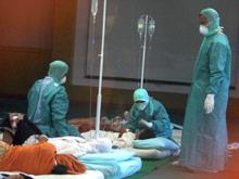 Украина готовится к волне гриппа, а Индия уже подсчитывает погибших от вируса
