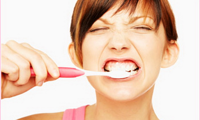Зубная щетка предотвратит воспаление легких
