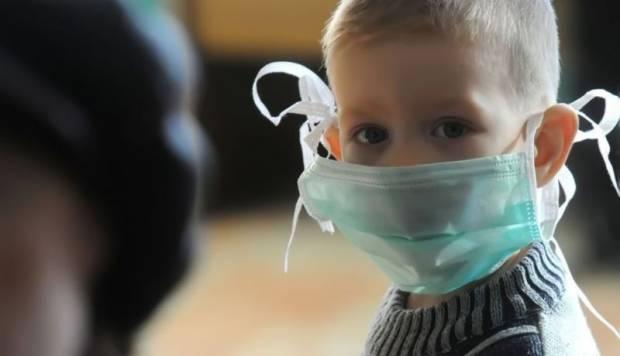 Грипп по-прежнему смертельно опасен для детей