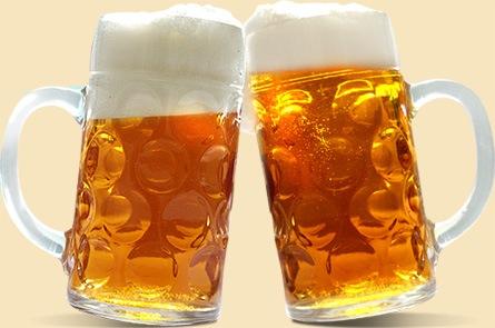Пиво помогает от ОРЗ и насморка