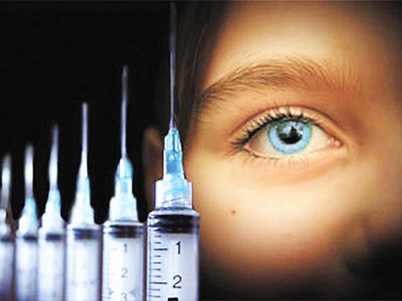 Тестируют наркоманов все меньше, выявляют все больше. Но удивляться тут уже нечему. фото: Александр Корнющенко От кого рожать? В России инфицирован уже каждый 40-й мужчина в возрасте 25–40 лет
