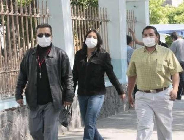 Больные гриппом опасны даже на расстоянии