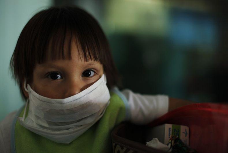 Свиной грипп продолжает держать россиян в напряжении