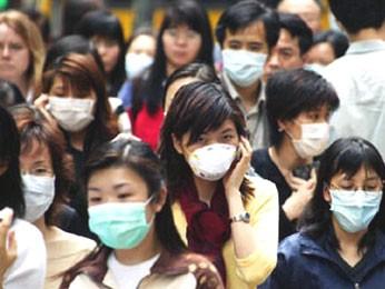 Новая атипичная пневмония пришла с Ближнего Востока