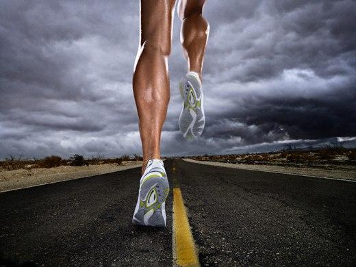 Избежать стресса и плохого настроения поможет бег