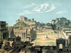 Причина заката Римской империи – эпидемия