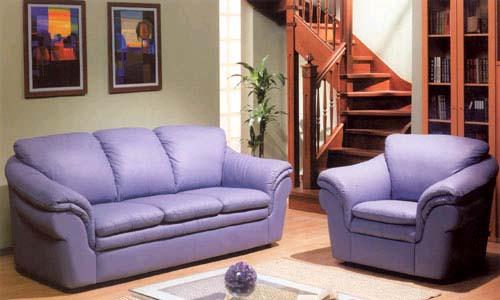 Кожаные диван и кресла – экологически чистый предмет мебели