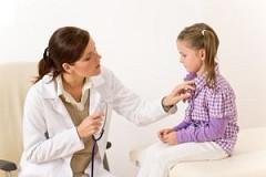 Городские дети чаще болеют пневмониями
