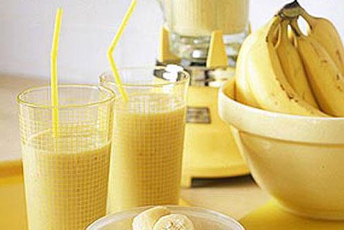 Банановый сок по утрам и нет большие гипертонии с гриппом