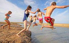 Пляжный отдых может обернуться паразитарной инфекцией