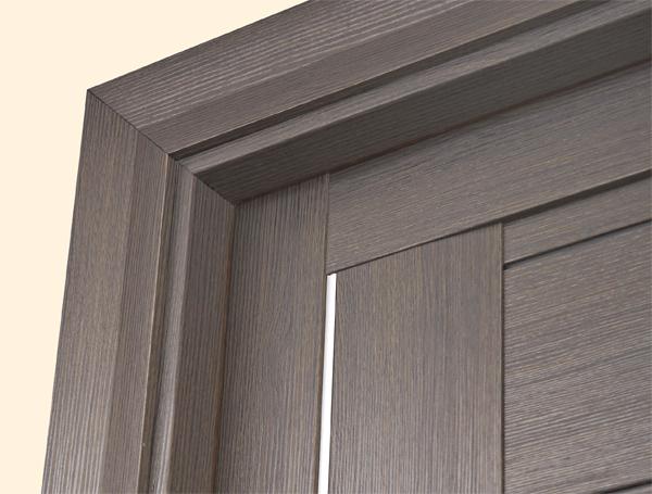 Экошпон – экологичный материал для дверей