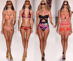 Купальник – неотъемлемый элемент женского гардероба