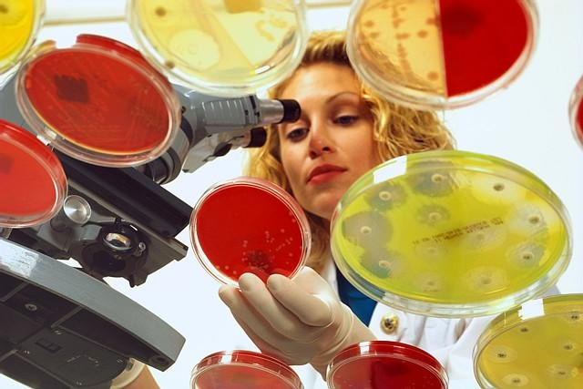 Вирусная атака заменит пациентам с акне курсы антибиотиков