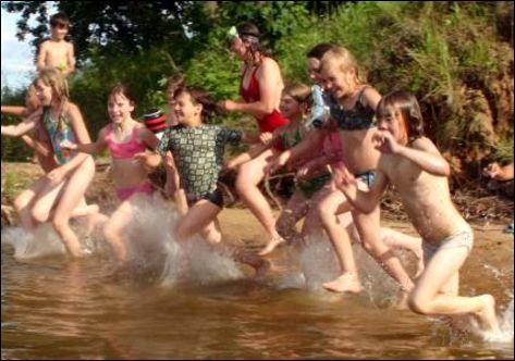 Более 800 детей в летних лагерях перенесли инфекционные заболевания