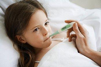 В Прикамье менингит сразил 70 детей