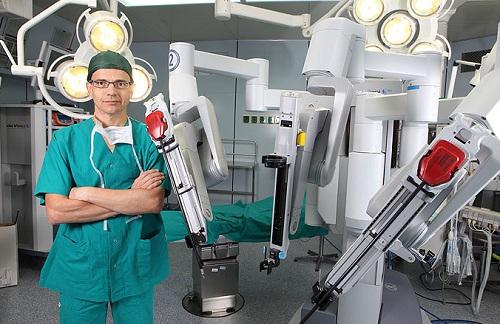 Роботы заменят врачей?