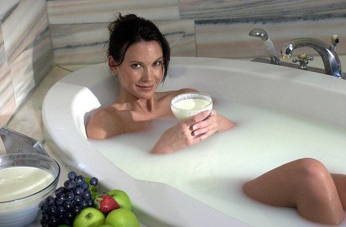 Принимая ванну, получайте удовольствие