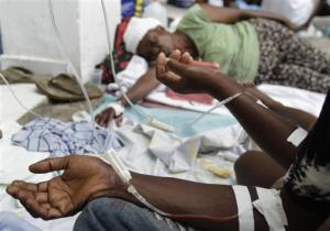 Противостояние холере – одна из возможных причин эволюции человека