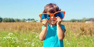 Защита глаз от солнечных лучей