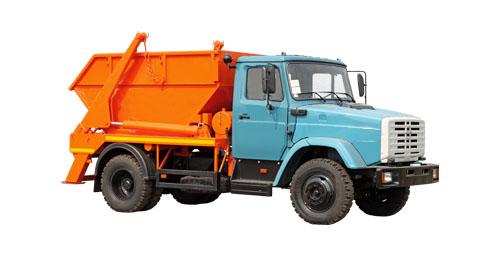 LandMan.Ru – качественный вывоз строительного мусора контейнером