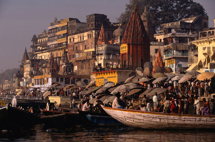 Индия — восточное государство на самом юге континента