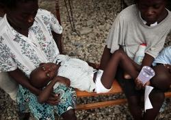 Смертельная помощь жертвам землетрясения Гаити