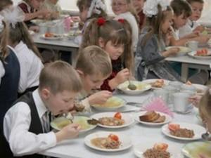 В пермской школьной столовой отравились 45 детей