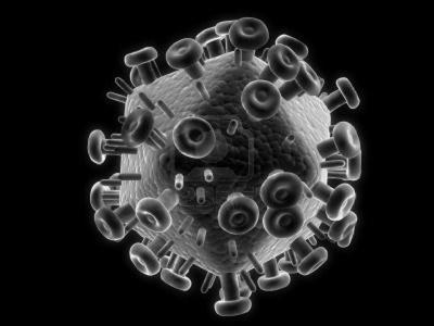Новый искусственный белок имитирует часть оболочки ВИЧ