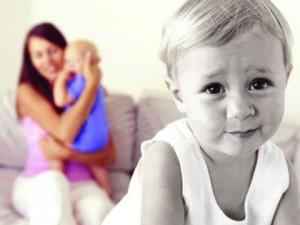 Детская ревность – проблемы и решения