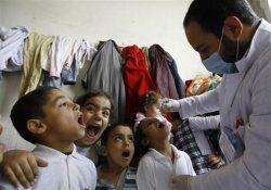 В Европе возможна вспышка «сирийского» полиомиелита