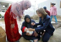 Полиомиелит «без границ»: восточный след
