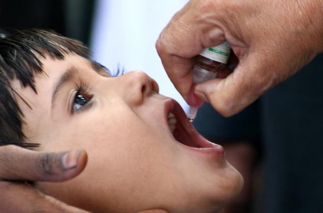 Пакистан обязали провести массовую вакцинацию против полиомиелита