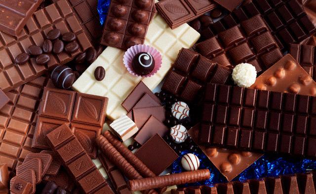 Сладкое искушение — шоколад!