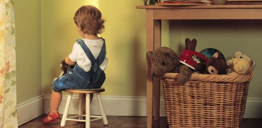 Можно ли наказывать ребенка?