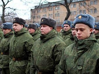 В военной части пневмонией заболело 98 новобранцев