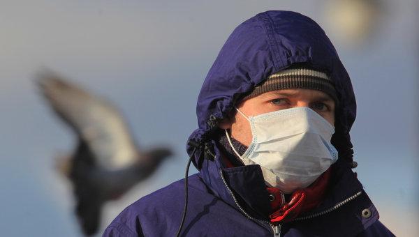 Свиной грипп выявлен в Хабаровске у вернувшегося из Китая туриста