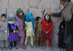 Полиомиелит: инфекция «эмигрировала» из Пакистана в Афганистан
