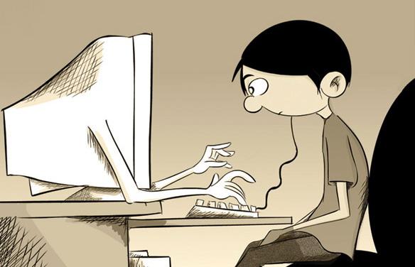 Развитие компьютерной зависимости у ребенка