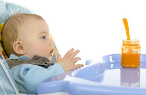 Введение прикорма грудным детям