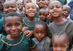 Африканские дети спасут мир от малярии