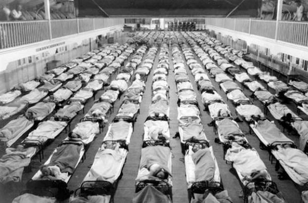 Медики разгадали тайну страшной пандемии гриппа 1918 года
