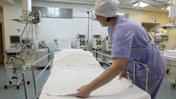 Ремонтные работы в лечебных учреждениях